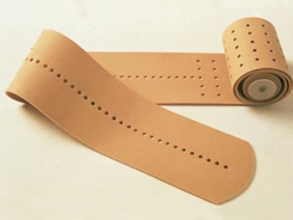 EKG Elektroden Gummi Brustband-Gürtel. 5-reihig. 1.35 mtr. x 7 cm