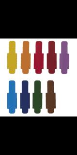 Signalreiter nur für Med & Org Alphasafe Karteikarten geeignet. statt Signalkarten (100 Stück)