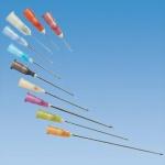 Terumo Agani Sonder Einmalkanülen. 0.45 x 13 mm (100 Stück) 26G 1/2. braun. Insulin. steril