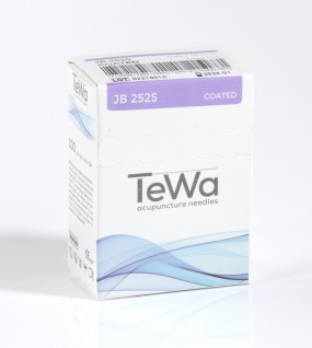 Akupunkturnadeln TeWa JB-Typ Metallröhrchengriff ohne Führungsröhrchen verschiedene Größen (100 Stück)