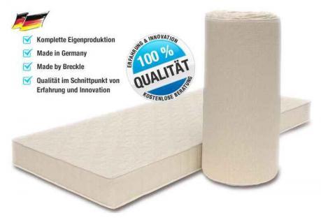 Breckle Komfortschaum Matratze Höhe 14 cm Schaummatratze super günstig H2 Mittel - Vorschau 1