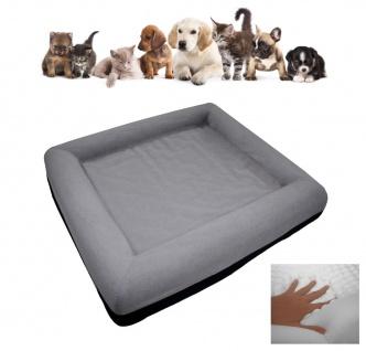 Gel Gelschaum Hundebett Katzenbett Hundekorb Katzenkorb Haustier Bett weich soft Hundematte Tierbett