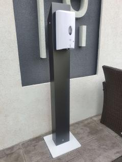 Sensor Desinfektionsstation Automatik Desinfektionsspender Desinfektions Ständer Tower Station Säule
