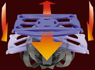 """5 Zonen Motor Tellerfeder Lattenrost Teller Lattenrahmen """"Motionstar"""" Kopf / Fußteil elektrisch verstellbar günstig - Vorschau 3"""