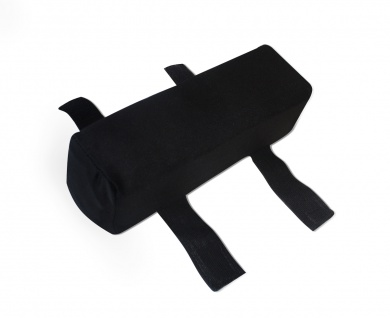 Gel / Gelschaum Stützkissen für Armlehne Bürosessel Armauflage Armstütze Kissen Schreibtisch PC Armkissen