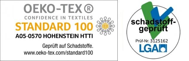 """Gel / Gelschaum Matratzenauflage """"Dream Foam"""" Höhe 9 + 12 cm Auflage für Matratze günstig weich soft H1 - Vorschau 5"""