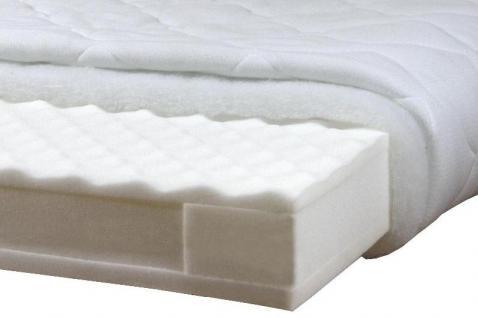 Baby Matratze Kinderbett Kindermatratze 60x120 oder 70x140 cm mit Trittkante Höhe 10 cm Babymatratze günstig - Vorschau 5