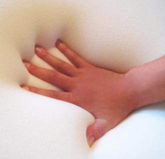 Orthopädisches Massage Gel / Gelschaum Kopfkissen / Nackenstützkissen / Kissen soft weich 80x40x12 cm - Vorschau 5