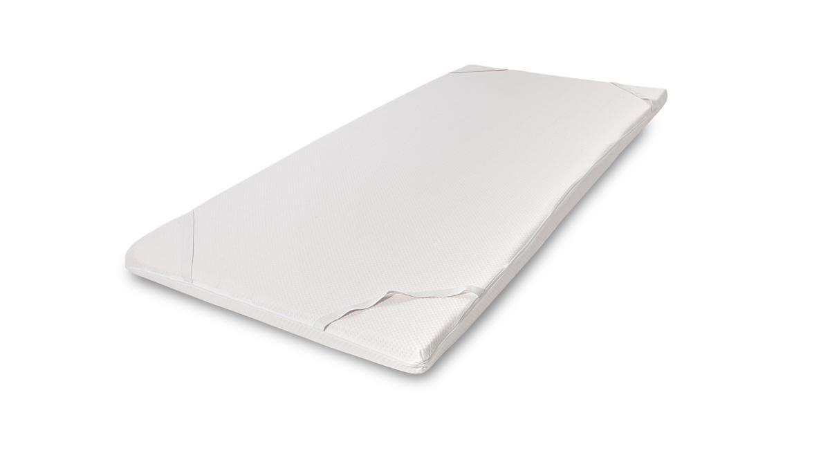 gel gelschaum matratzenauflage relax h he 4 5 7 cm matratzen topper auflage f r matratze. Black Bedroom Furniture Sets. Home Design Ideas