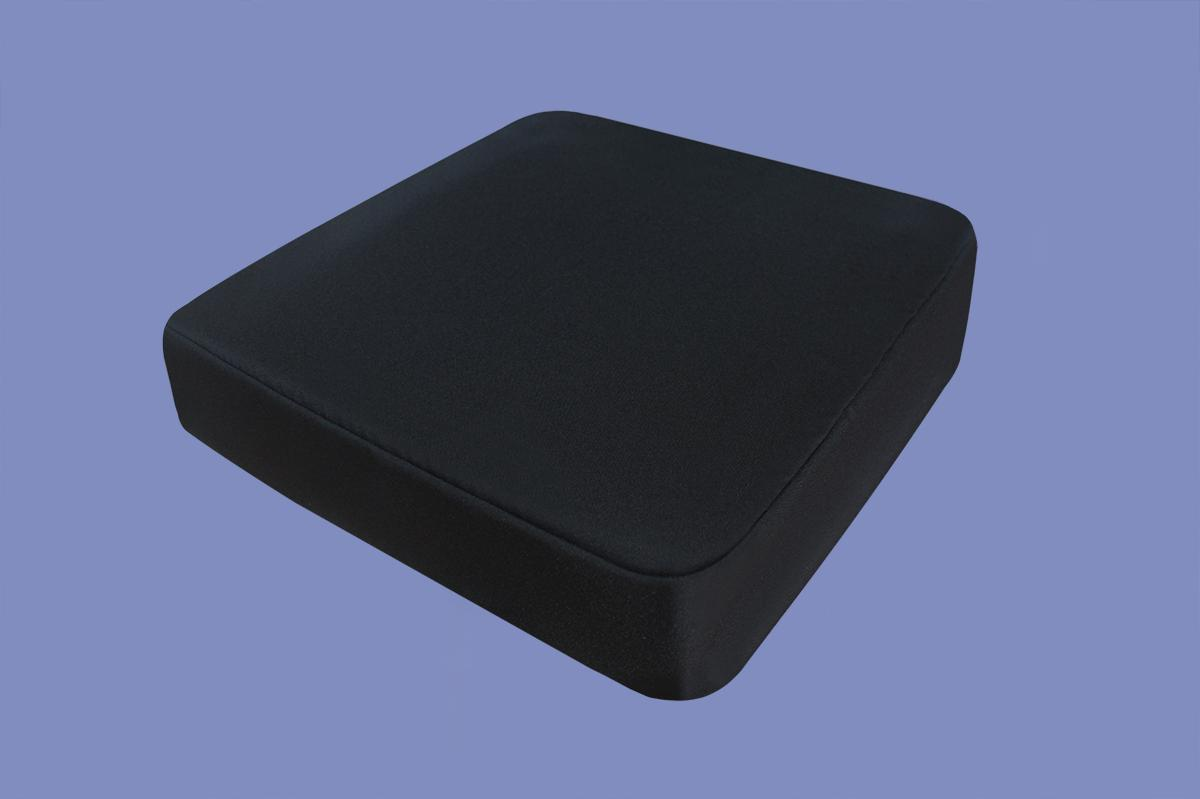 gelkissen mit geleinlage visco sitzkissen kissen schwarz. Black Bedroom Furniture Sets. Home Design Ideas