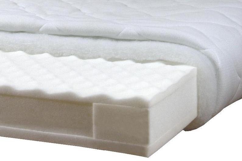 baby matratze kinderbett kindermatratze 70x140 cm mit trittkante h he 10 babymatratze g nstig. Black Bedroom Furniture Sets. Home Design Ideas