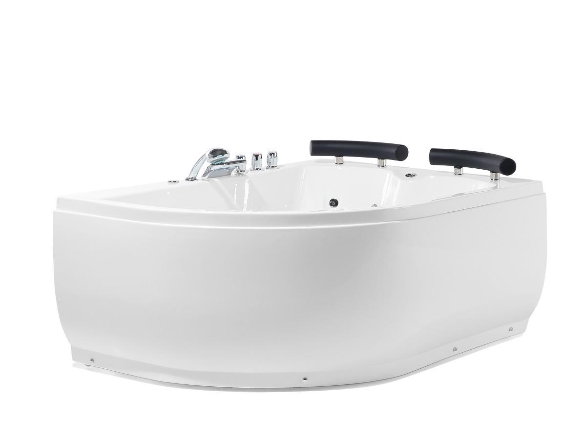 doppel whirlpool badewanne palermo mit 15 massage d sen. Black Bedroom Furniture Sets. Home Design Ideas