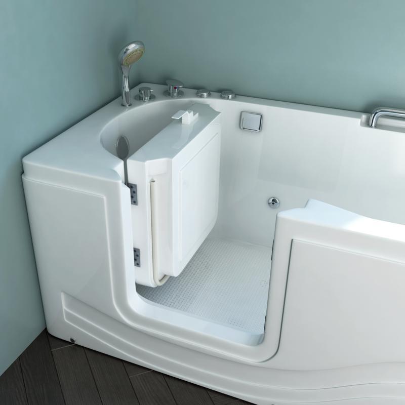 senioren whirlpool badewanne f r altenpflege mit armaturen. Black Bedroom Furniture Sets. Home Design Ideas