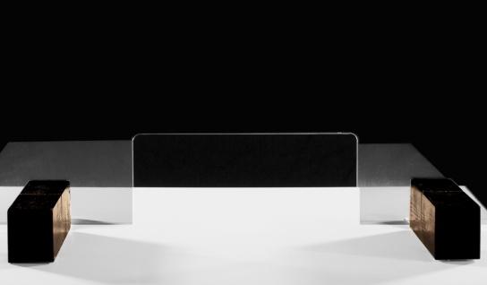 Sanitär Acrylglas Schutzwand Virenschutz Thekenaufsatz Hustenschutz Niesschutz Schutz vor Spucke für Kassen Theken Arztpraxis Apotheke Tankstelle - Vorschau 5