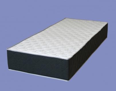 XXL 7 Zonen Kaltschaum Matratze Titan mit Luxus Höhe 30 cm H2 H3 für Boxspring Bett Paletten