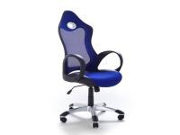 "Designer Chefsessel Bürosessel ""New Age"" Farbe blau / gelb oder grün Bürostuhl Computersessel"