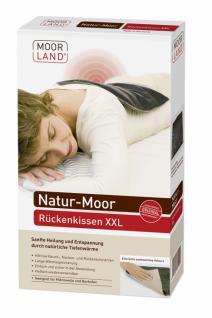 Moorkissen Moor-Rückenkissen XXL 34 x 30 cm von Moorland (ehem. BeinioTherm)