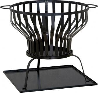 Feuerkorb Tulpa Ø x H: 60 x 55 cm