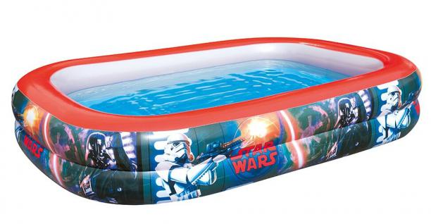 "Planschbecken "" Star Wars"" Family Pool, 262x175x51 cm"