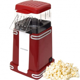 Nostalgie Retro Popcorn Maker Popcornmaschine PCM-1200W Arizona