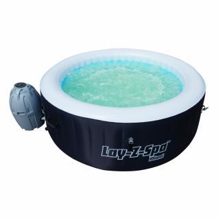 Aufblasbarer Whirlpool Wellness Lay-Z-Spa MIAMI, 180 x 65 cm