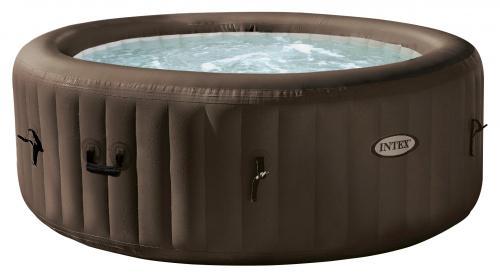 Aufblasbarer Whirlpool Thermo-Sprudelbad Pure SPA 77 Jet Massage mit Kalkschutzsystem - Vorschau 2