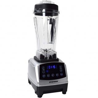 Syntrox Küchenmixer Standmixer Digital 1500 Watt - Vorschau 2