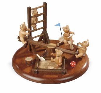 Müller-Kleinkunst aus dem Erzgebirge® seit 1899 Motivplattform für elektr. Spieldosen