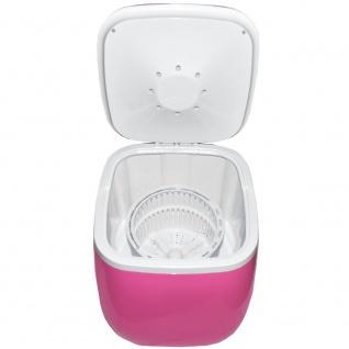 Syntrox 2, 0 Kg Waschmaschine Miniwaschmaschine mit Timer und Schleuder 150 W pink - Vorschau 5