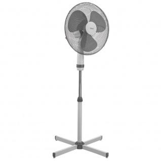 Turmventilator 110 cm schwarz, mit Fernbedienung