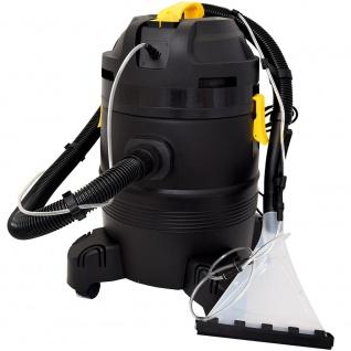 Syntrox Waschsauger Sprühsauger Teppichreiniger Shampoonierer 35 Liter