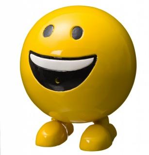 Ubbink Wasserspiel BE HAPPY - Polystone, H29 x Ø25 cm, gelb