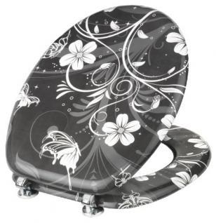 wc deckel schwarz g nstig online kaufen bei yatego. Black Bedroom Furniture Sets. Home Design Ideas
