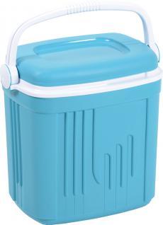 Kühlbox Iceberg 20 Liter blau / weiß