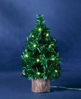 LED-Baum 20cm 20 BS grün/grün innen