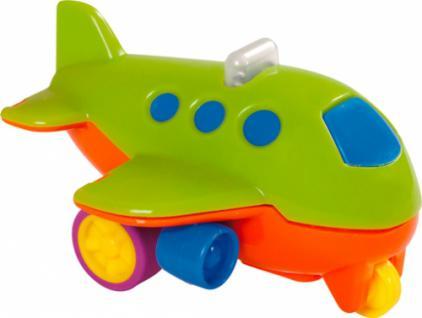 Wader First Play City FLUGHAFEN mit Strasse, Flugzeug und Autos - Vorschau 3