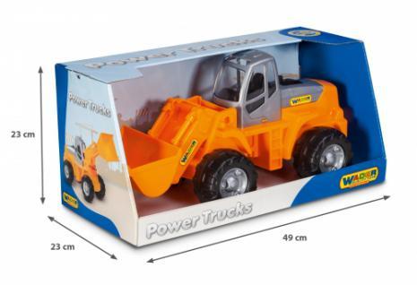 PowerTruck Schaufellader, Radlader Traktor-Ladeschlepper von Wader