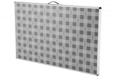 Campingtisch klein 90 x 50 cm - Vorschau 2