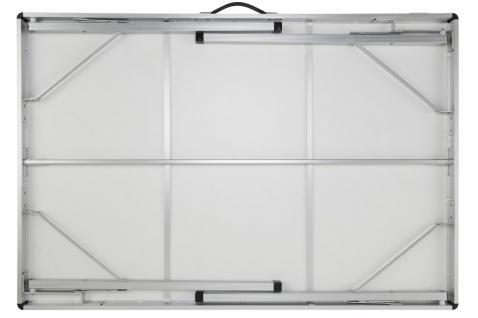 Campingtisch klein 90 x 50 cm - Vorschau 3