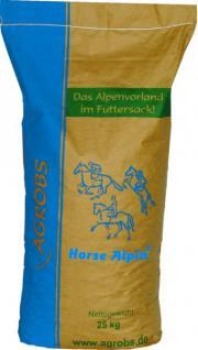 Agrobs Horse Alpin, 25 kg, Kraftfutter