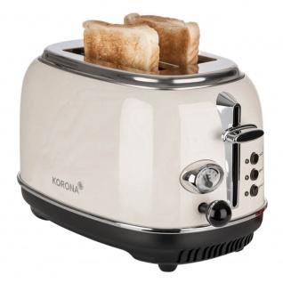 KORONA Retro-Toaster 21666