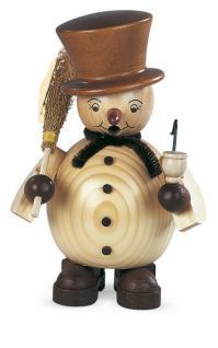 Müller-Kleinkunst aus dem Erzgebirge® seit 1899 - Räuchermann, klein