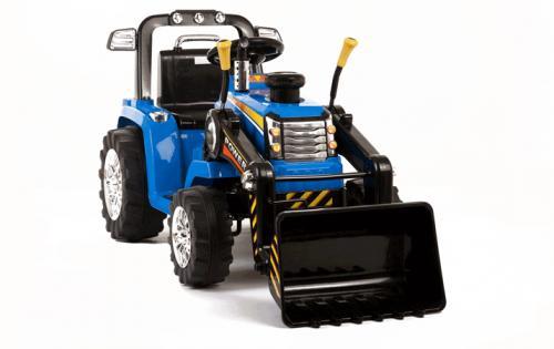 Traktor mit Fernbedienung und Doppelmotoren - 12V Batteriebetriebene Traktor für Kinder