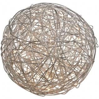 Näve Drahtball mit LED Ø 50 cm