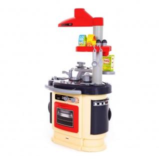Spielküche Kücheninsel Marta 4-seitig im Karton - Vorschau 3