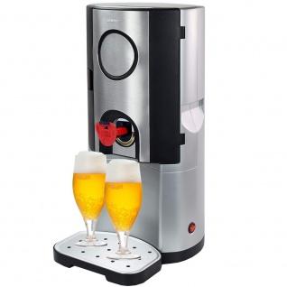 Syntrox Bierkühler BC-65W Classic mit thermoelektrischer Kühlung für 5 Liter Fässer
