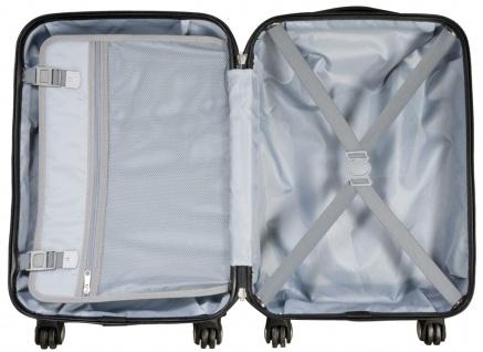 Kofferset 3 tlg. Trolleyset Reisekoffer Hartschale Hawaii - Vorschau 5