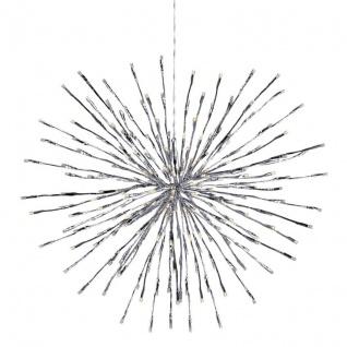 Mark Slöjd LED-Außenleuchte HYDRA mit 120 warmweißen LEDs Ø 50 cm