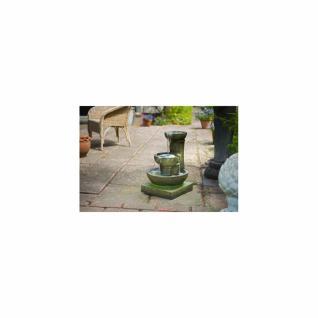 Ubbink BRANSON - 3-Etagen-Brunnen mit eigenem Wasserreservoir in Steinoptik - Vorschau 2