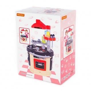 Spielküche Kücheninsel Marta 4-seitig im Karton - Vorschau 4